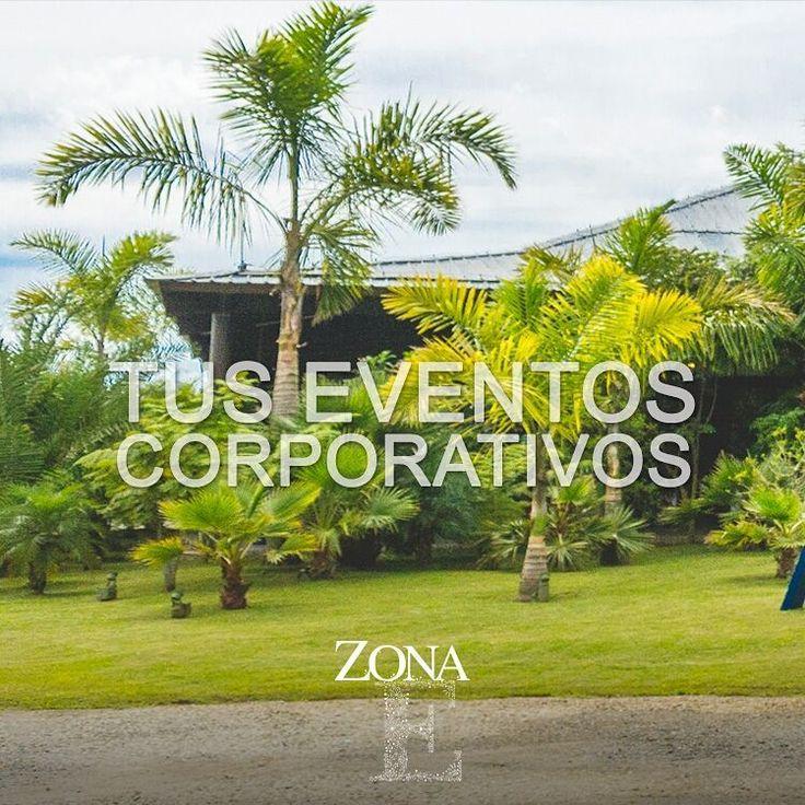 #ZonaE cuenta con lagos, senderos naturales y un entorno en donde la naturaleza es el principal elemento, aportando energía creadora y la concentración necesaria para reuniones de trabajo altamente productivas.