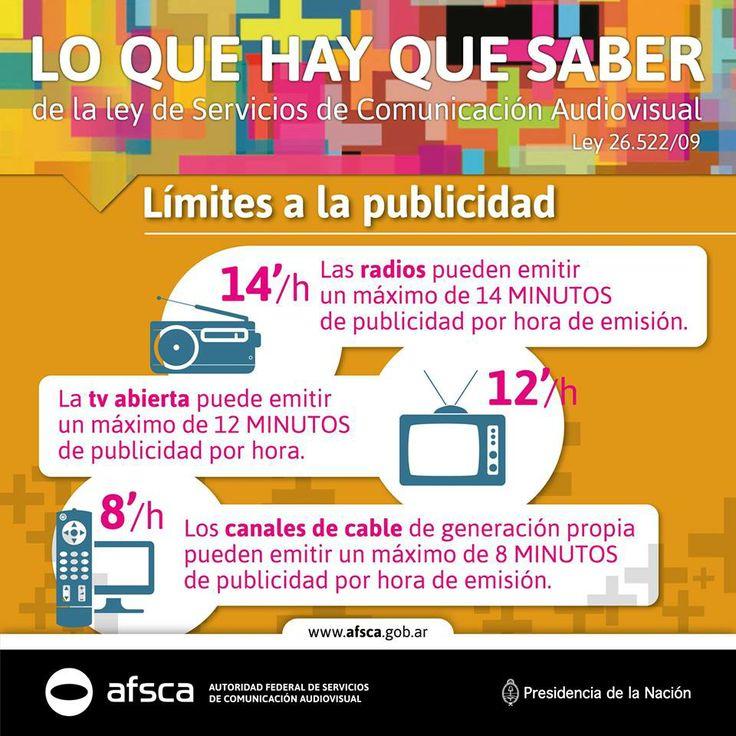 Lo que hay que saber de la Ley de Servicios de Comunicación Audiovisual