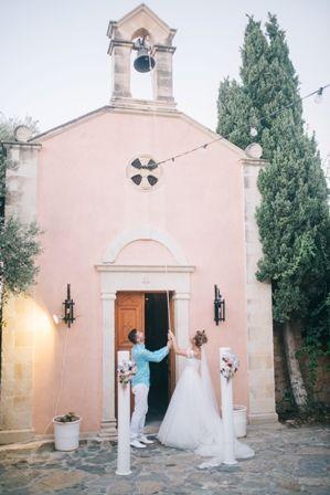 Wedding bells are ringing at traditional private estate in Crete! MOMENTS www.weddingincrete.com