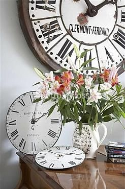 Wall clock Robert Neill London