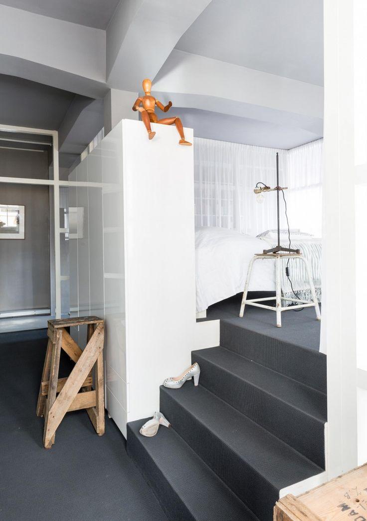 Gravity Interior | Former wallpaper factory in The Netherlands via VT...