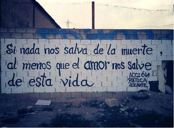 El amor todo lo puede  (Analía Elizalde. Acción poética en Latinoamérica)