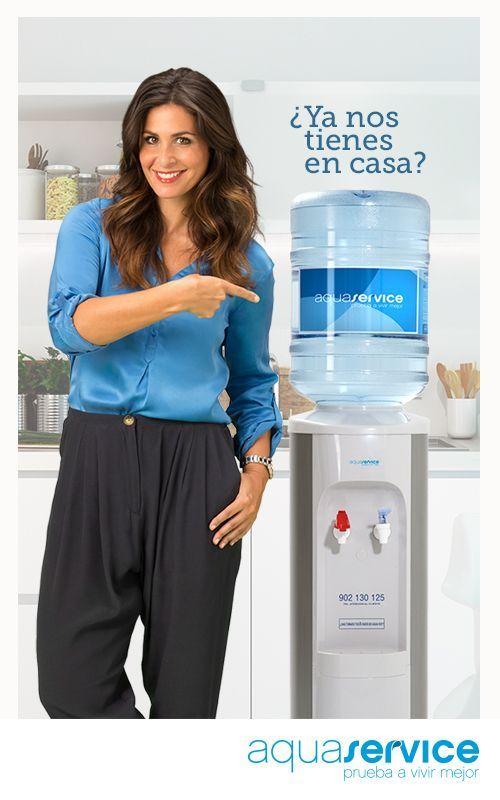 Aquaservice, el servicio de agua a domicilio anunciado en televisión: http://blog.aquaservice.com/servicio-de-agua-a-domicilio-aquaservice-2/ #serviciodeaguaadomicilio #aquaservice