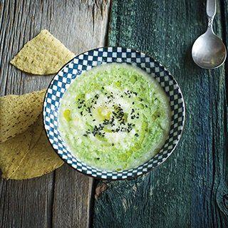 Рецепт - Острый овощной суп-пюре - с фото