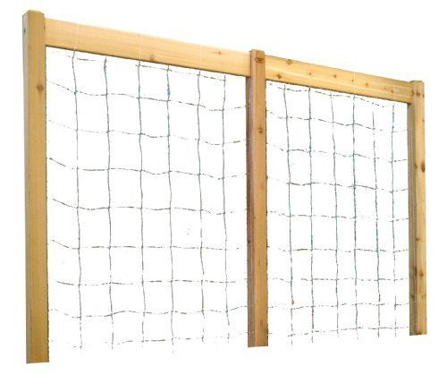 Gronomics TK 95-80 95-Inch by 80-Inch High Raised Garden Bed Trellis Kit, Unfinished by Gronomics. $229.00. Accessory for RGB & RGBT 34-95 & 48-95 Models. Constructed from 100-percent western red cedar. Tool-free assembly. Handcrafted in the u.s.a.. Saves space and maximizes your growing area. Grow vertically with our trellis kit – it saves space and maximizes your growing area.  Great for growing peas, pole beans, cucumbers, morning glory, or any variety of vegetables and...