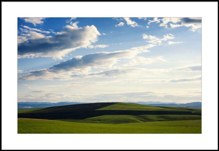 Mountains, hills