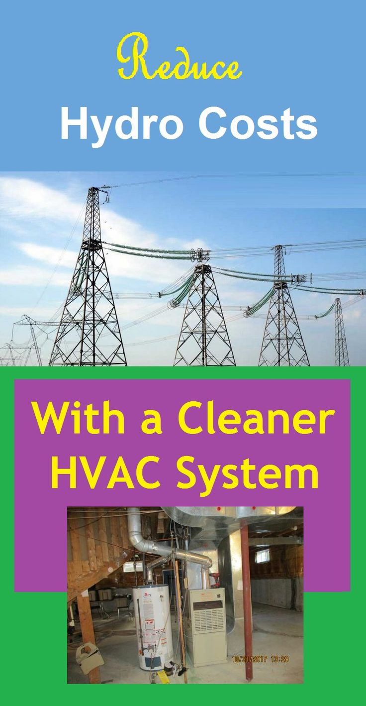 Reduce Hydro Costs With Professional Air Duct Cleaning