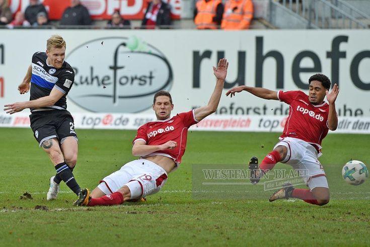 FOTOSTRECKE - DSC Arminia: (22) 15. Spieltag: 1. FC Kaiserslautern vs. DSC Arminia (0:2)