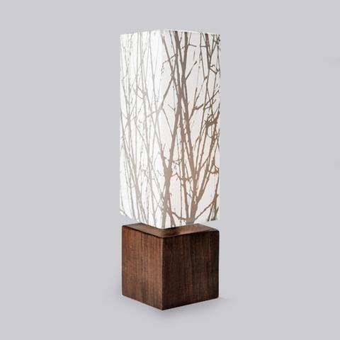 Block Lamp - Branches