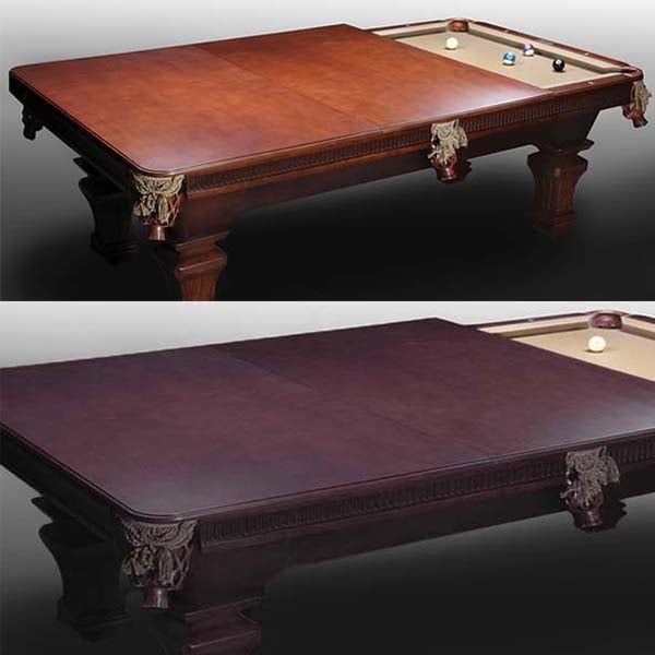 how to make pool table dining conversion top