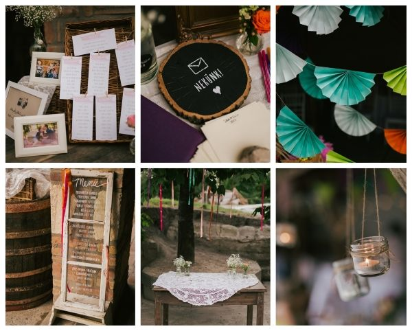 Kifinomult lazaság – Fruzsi és Milán | Bohém Esküvő