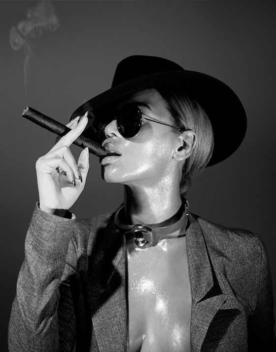 Glamspiration: Beyonce's Latest Photos by Herring & Herring!