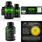 Best Testosterone Booster Supplement For Men - Alpha By Neovicta - Increase Musc