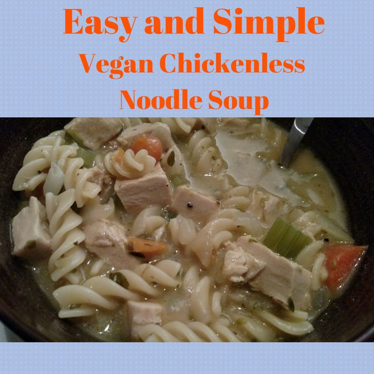 On a cold, chilly day or when you are sick, nothing hits the spot better than soup. I was