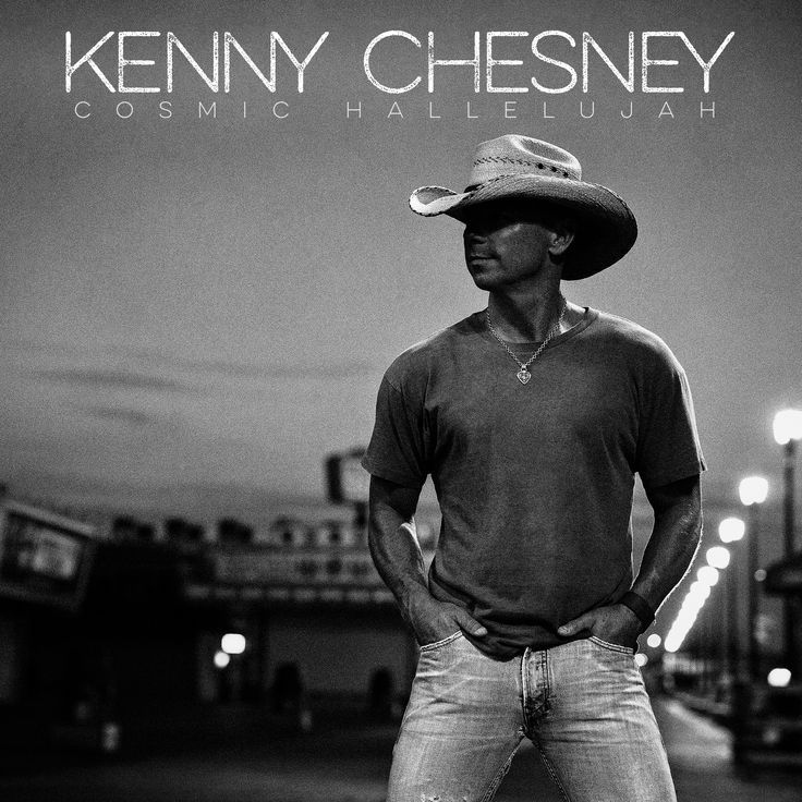 Kenny Chesney Reveals 'Cosmic Hallelujah' Cover Art, Track List