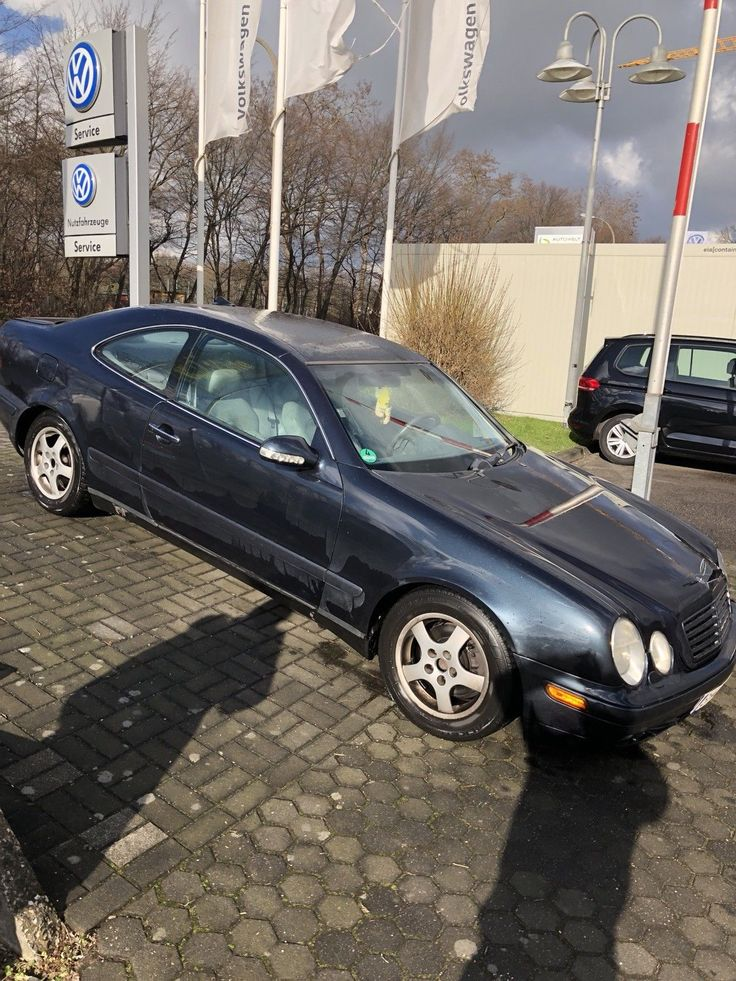 Mercedes CLK 230 Kompressor Xenon Bose   Check more at https://0nlineshop.de/mercedes-clk-230-kompressor-xenon-bose/
