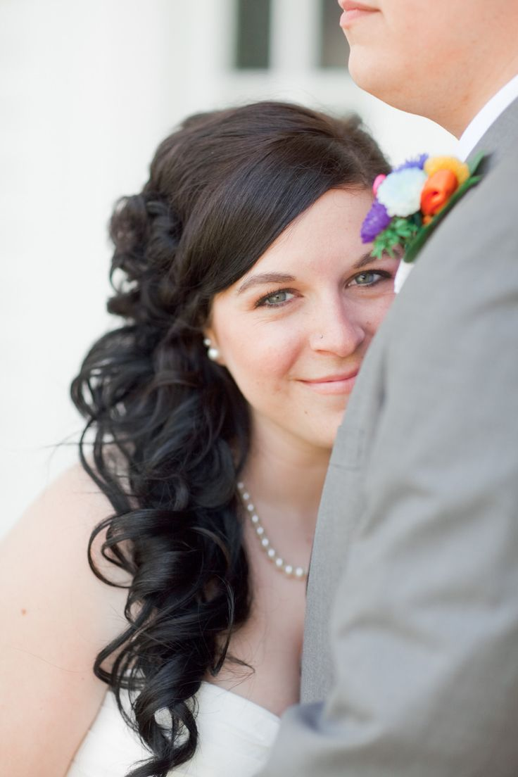 Photography: Jordan Brittley - jordanbrittley.com  Read More: http://stylemepretty.com/2013/10/25/missouri-rainbow-wedding-from-jordan-brittley-photography/