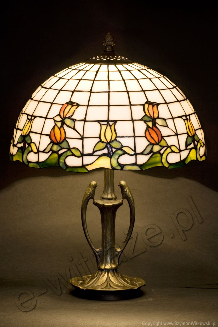 90 best Louis Comfort Tiffany lamps images on Pinterest ...
