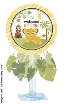 Disney Lion King Baby Shower Centerpiece. Only $5.75!