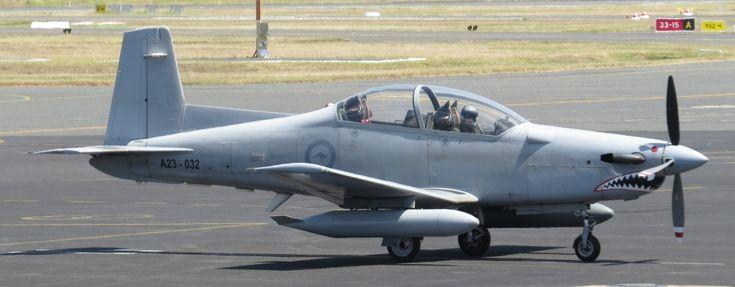 Pilatus PC-9A - RAAF - Royal Australian Air Force