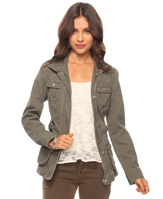 Military Jack Forever 21: Military Jackets, Forever 21, Zip Jackets, Gifts Ideas, Clothing, Grey Military, Military Zip, Fashion Inspiration, 21 Military