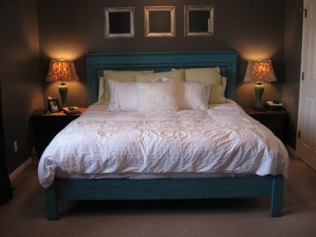ana white farmhouse bed king 2