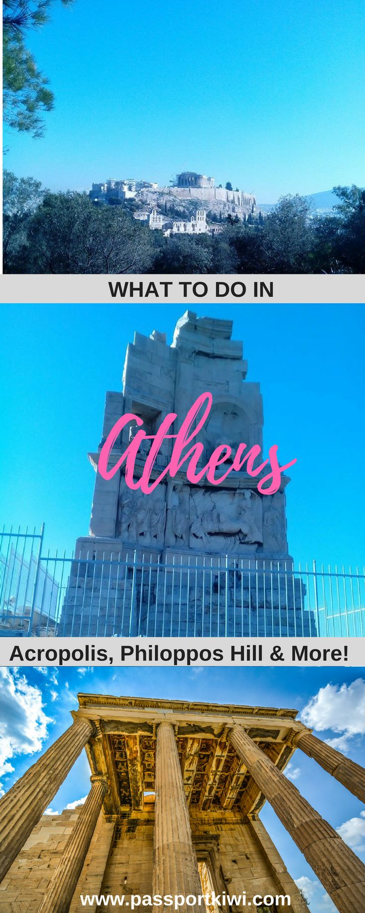Are you planning on travelling to Athens soon?  Have a read of what there is to do in Athens, Greece. From the Acropolis to the amazing museums!