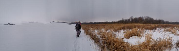 Late season deer hunt Wisconsin
