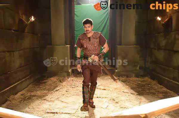 #Vijay #Puli Recent Stills #Hansika #ShrutiHaasan click to see more:http://www.cinemachips.com/vijay-puli-recent-stills/