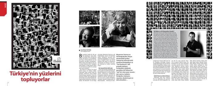 TRT Vizyon Dergisi Mart 2012 Sayısı