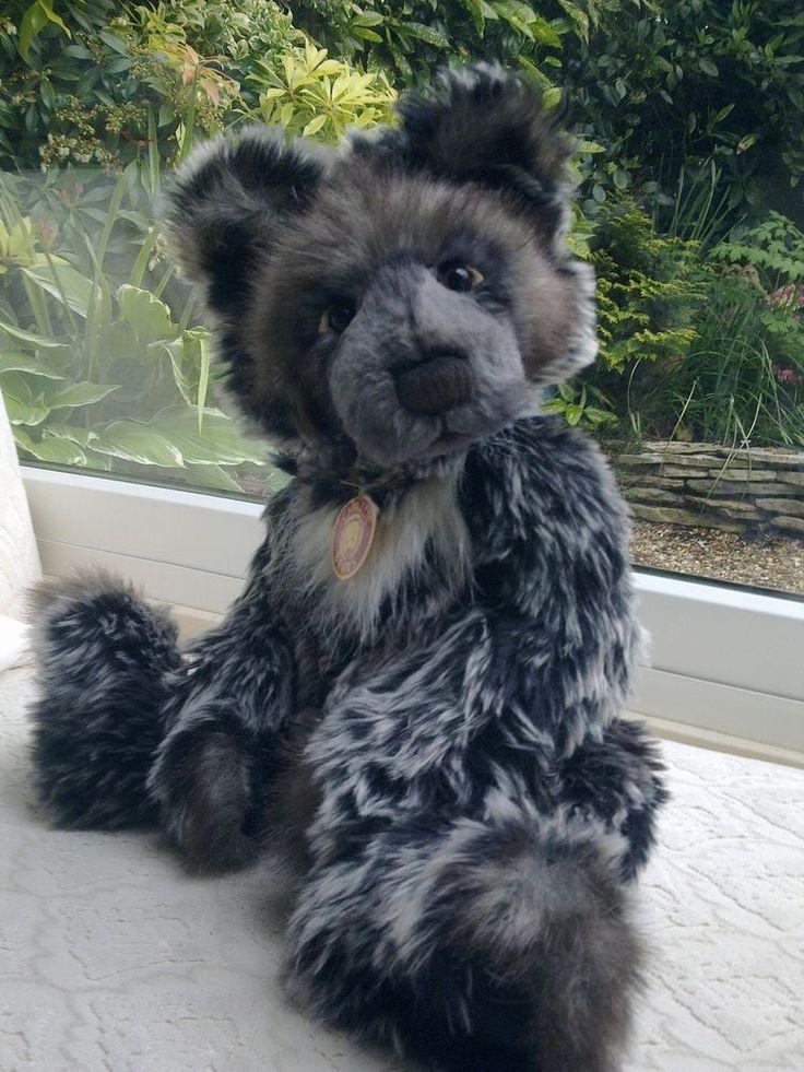 Charlie Bears - Oakley - Now retired | Oakley, Love and Bears