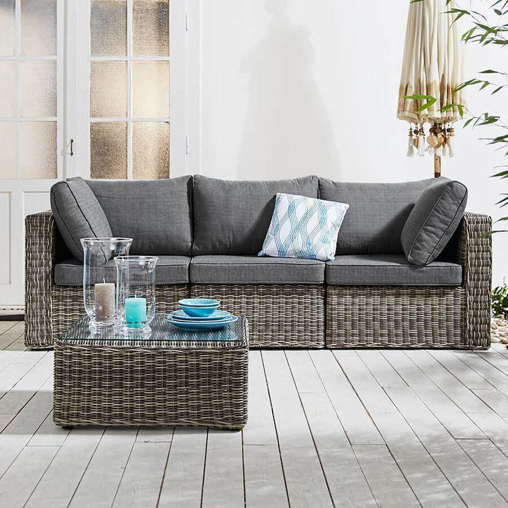 Eckig-markant im Design und angenehm in der Farbe sorgt die BLOCK PARTY Serie ganz entspannt für mehr Sitzkomfort. Jetzt bequem im Online-Shop bestellen.