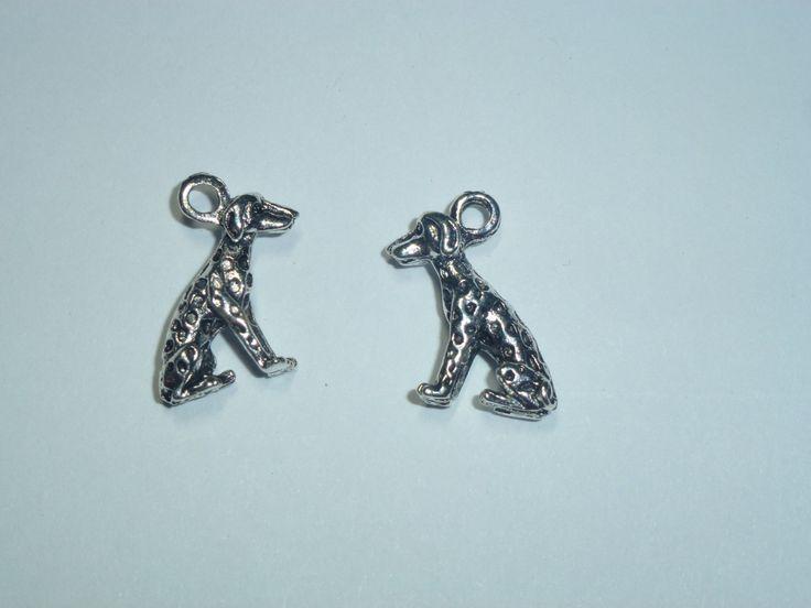 little Pendants - Dalmatian dog by AzraelWest on Etsy