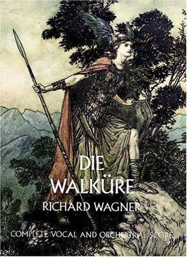 Die Walküre - Rackham