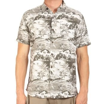 Quiksilver Mens Limited Floral Short Sleeve Shirt