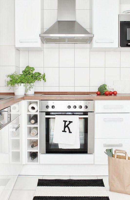 K wie Küche