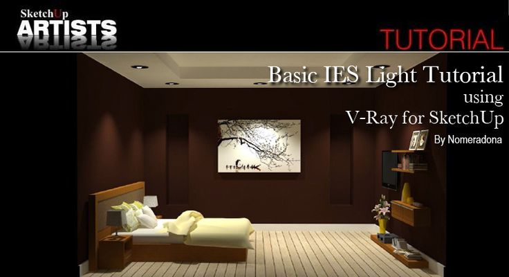 Basic IES Lights Tutorial