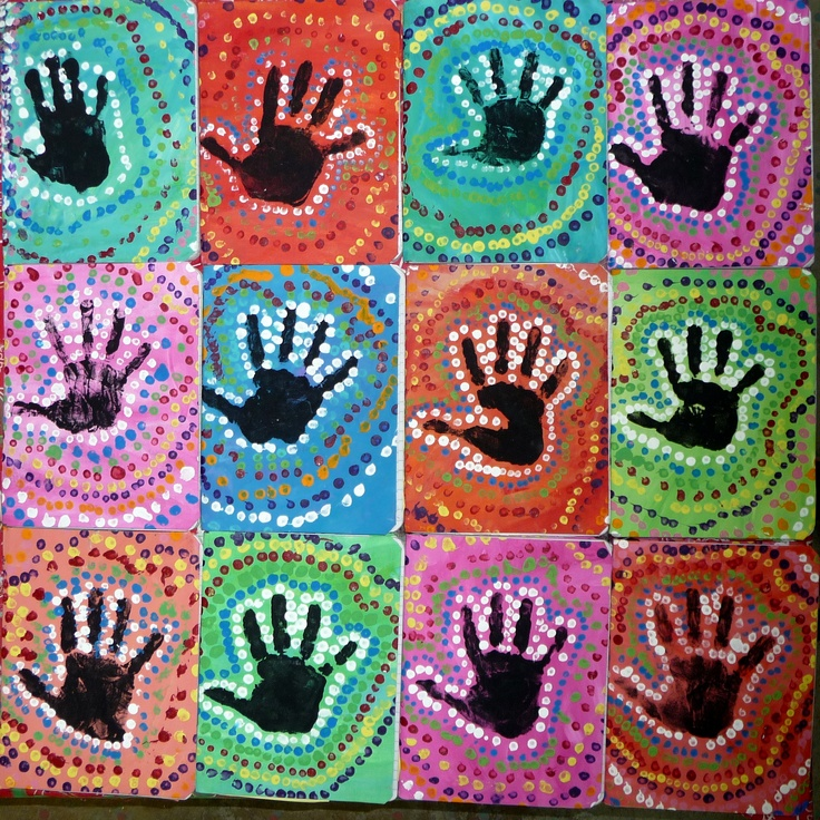 Aboriginal Journal covers - 1st grade