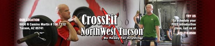 Crossfit Northwest Tucson