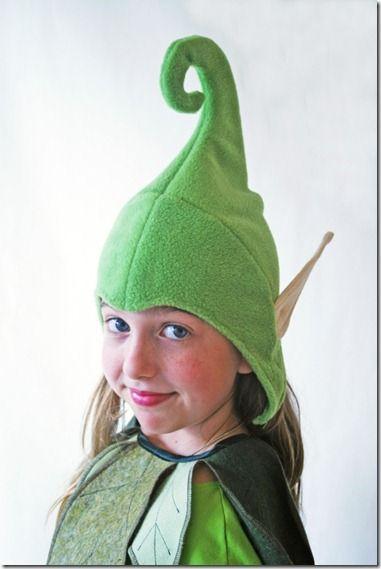 gorro elfo
