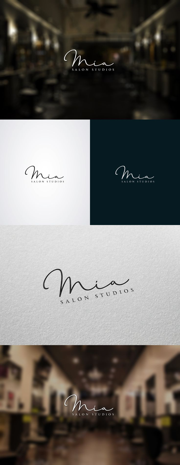 Nail Salon Logo Design Ideas nail salons salon signs and salon logo on pinterest New Salon Studios Startup Needs A Logo