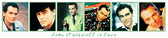 Dean Stockwell Is Love Photo:  This Photo was uploaded by CelestinaStar. Find other Dean Stockwell Is Love pictures and photos or upload your own with Ph...