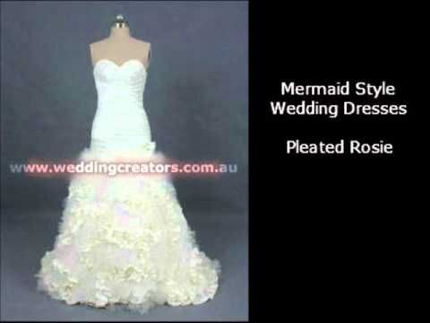 Mermaid Style Wedding Dresses To Consider #Mermaid_style_wedding_dress #mermaid_wedding_dresses_Australia #Mermaid_style_wedding_dresses