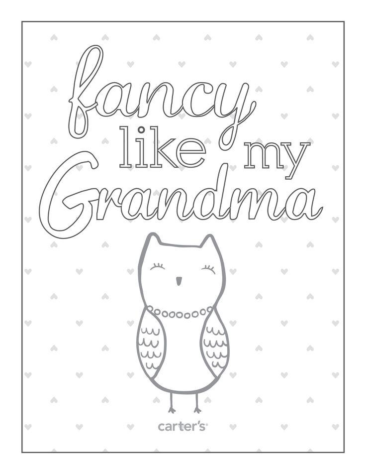 Fancy Like My Grandma Download Free Grandparent S Day