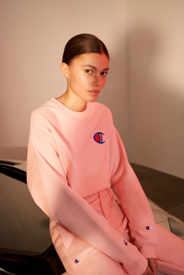 Kith x Net-a-Porter x Champion Sportswear Collaboration Collection