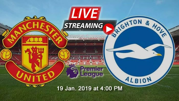 Manchester Utd 2 1 Brighton Live Football Streaming Football Highlight Premier League