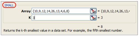 small-excel-formula-find-nth-small-number-in-list