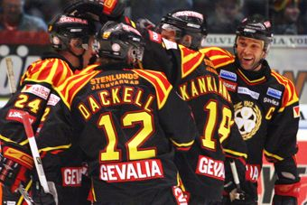 Djurgardens Stockholm IF vs Brynas Gavle IF Swedish League Live Hockey Scores