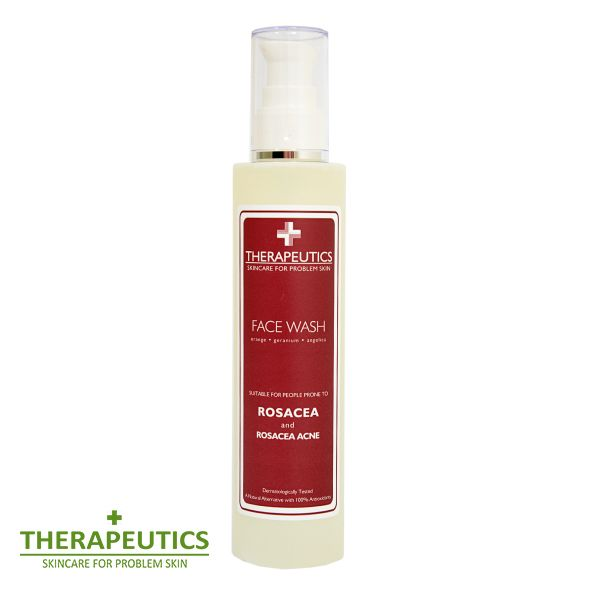 Natural Elements - Therapeutic Face Wash for people prone to Rosacea