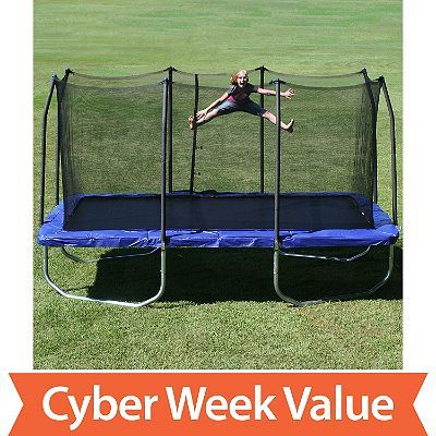 1000 Ideas About Rectangle Trampoline On Pinterest